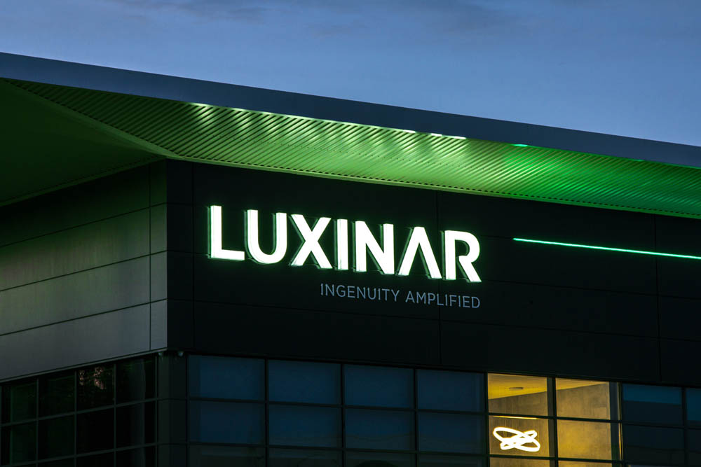 Luxinar head office building
