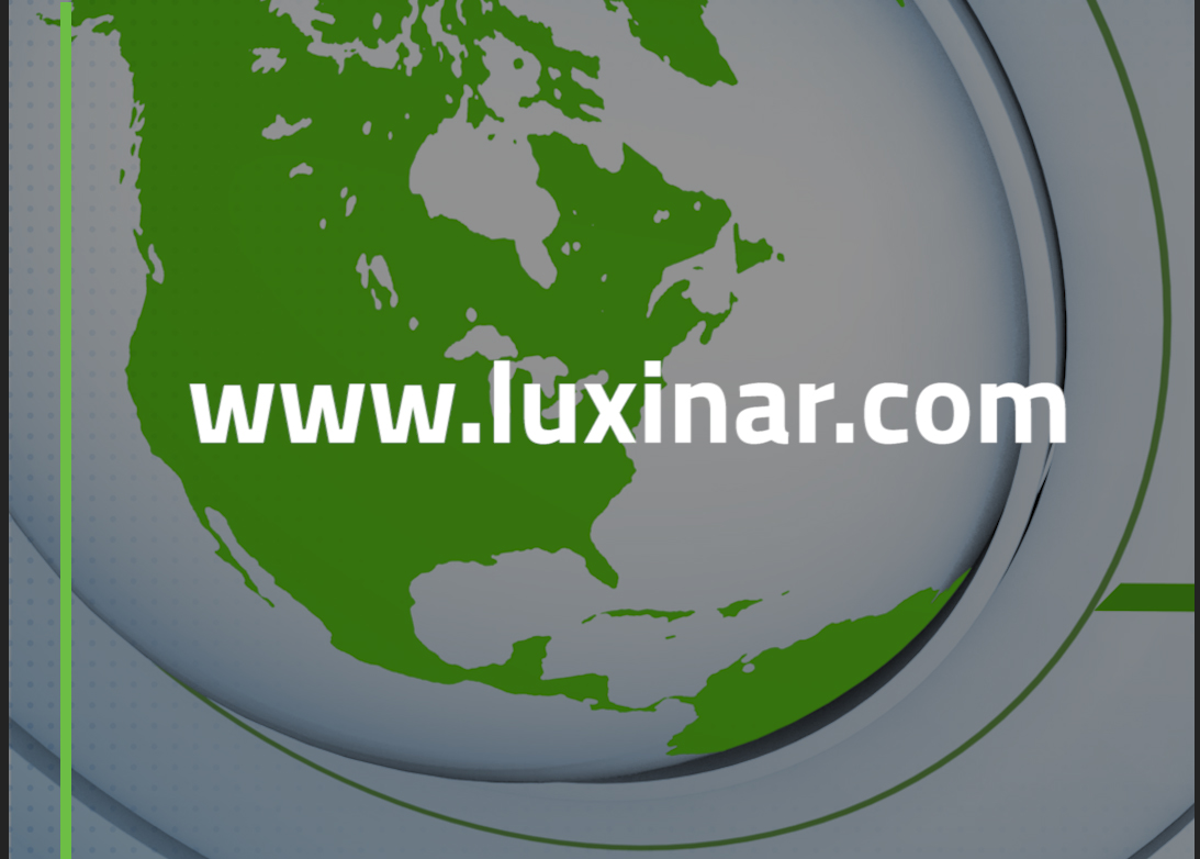 Globe and luxinar.com