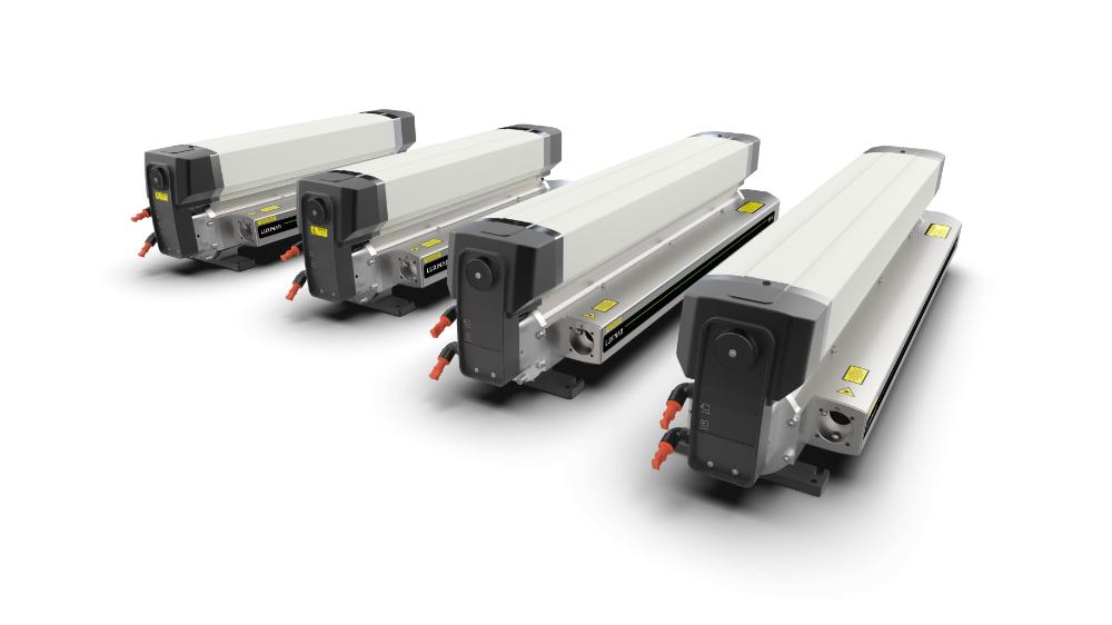 Série SR - 4 sources laser CO2 scellées