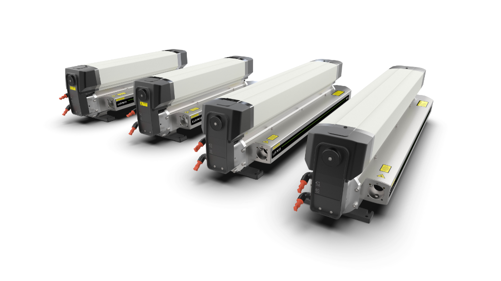 SR 시리즈-4 개의 밀폐형 CO2 레이저 소스