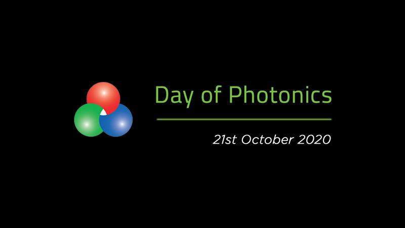 Day of Photonics 2020 visual